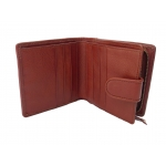 French Flap Wallet