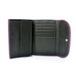 3 Fold Purse(Purple)