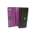 Light Long Wallet - Purple